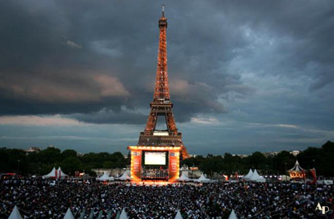 Fifa Fan Fest Paris