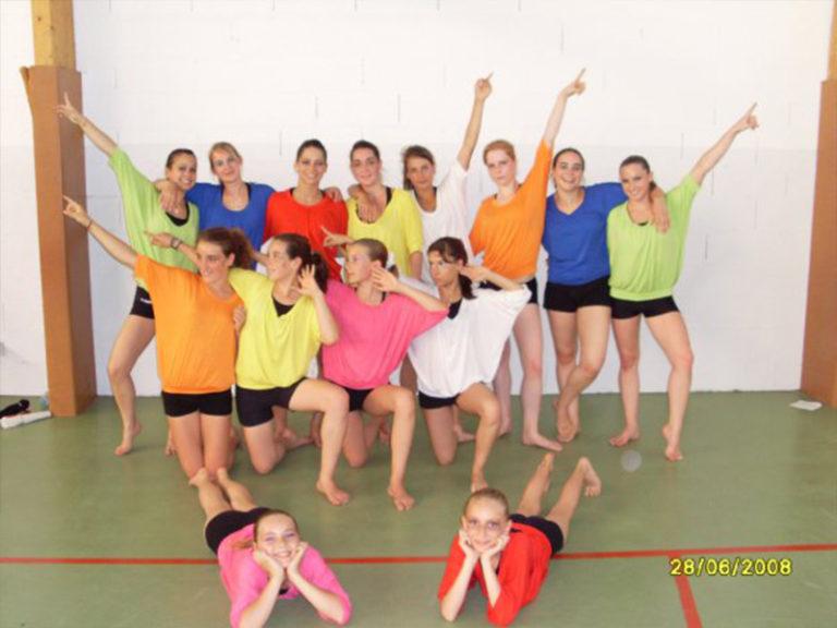 gymnastique gala