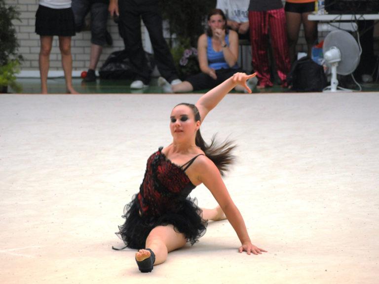 la gymnastique artistique gala