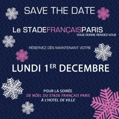 invitation soirée de gala stade français paris